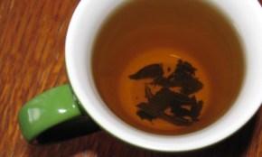 Mint and Sage Tea